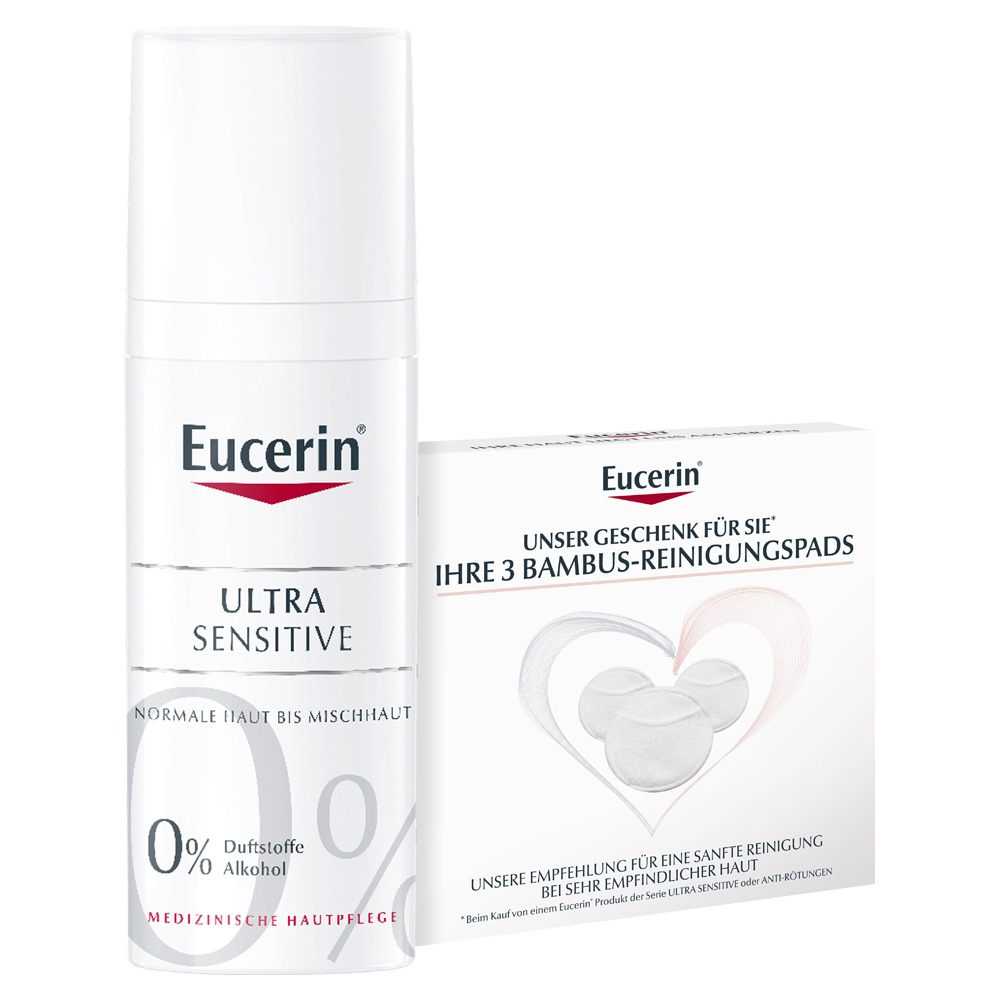 Eucerin SEH Ultrasensitive f.normale bis