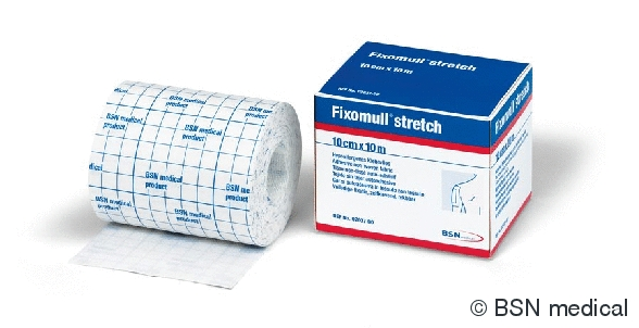 Fixomull Stretch 10 m x 10 cm von BSN medical GmbH