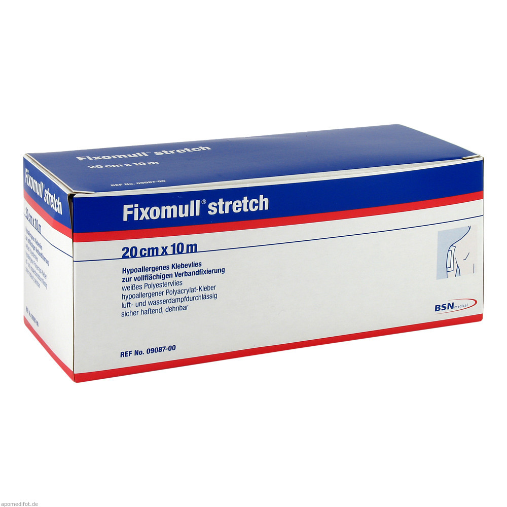 Fixomull Stretch 10 m x 20 cm von BSN medical GmbH
