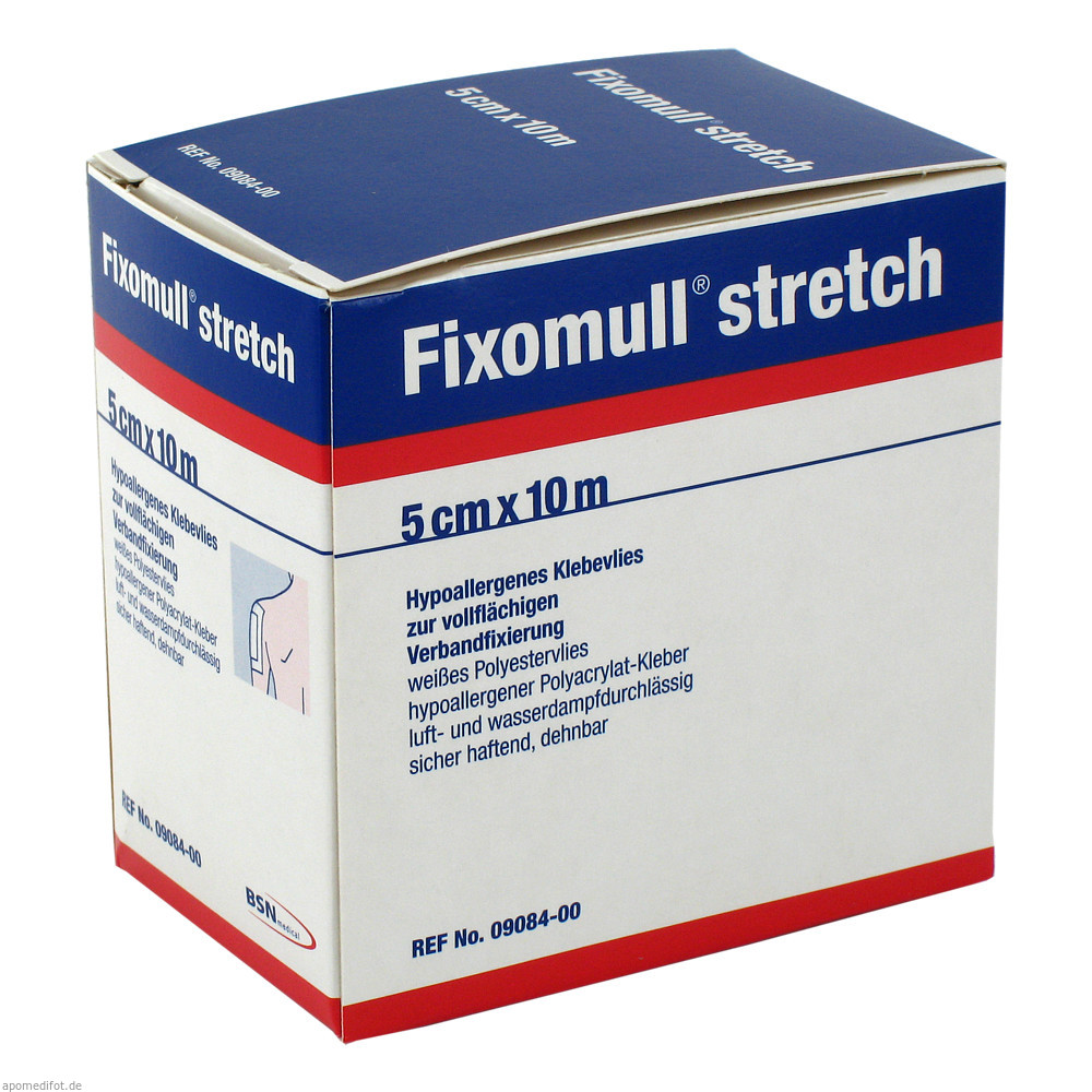 Fixomull Stretch 10 m x 5 cm von BSN medical GmbH