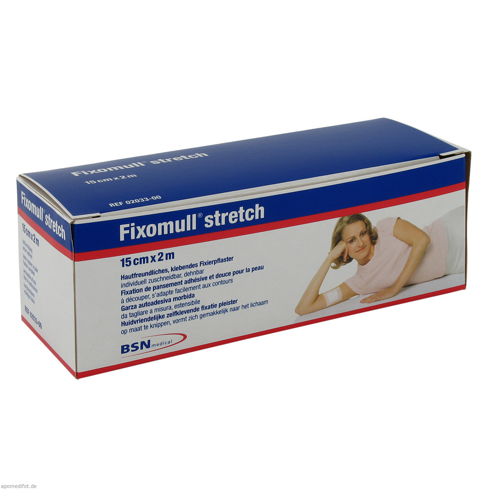 Fixomull Stretch 2 m x 15 cm von BSN medical GmbH