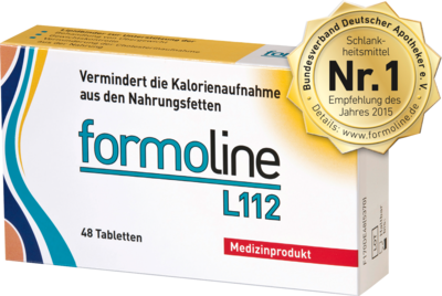 FORMOLINE L112 Tabletten 48 St von Certmedica International GmbH