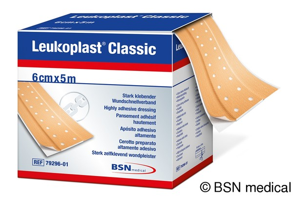 Leukoplast Classic, Meterware von BSN medical GmbH