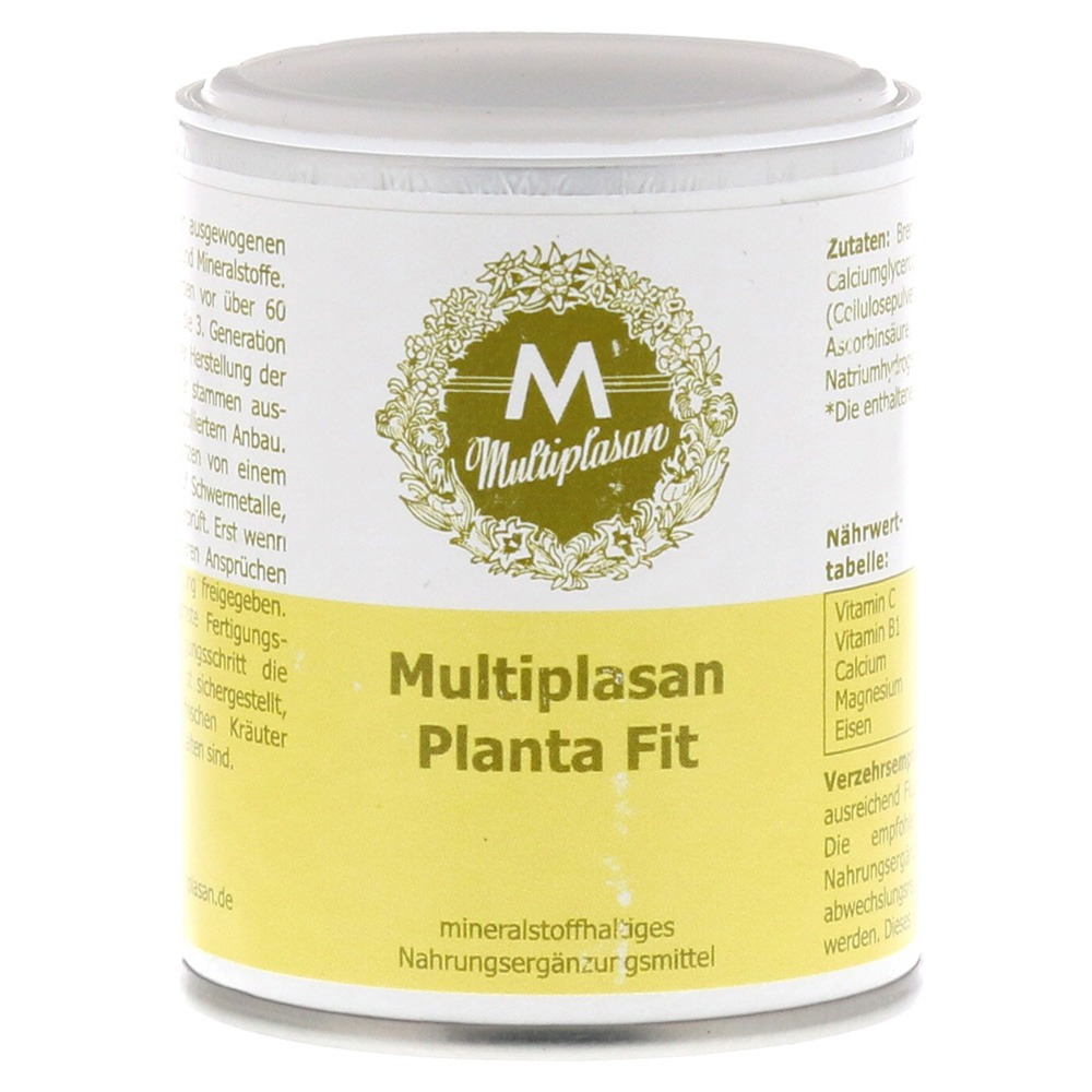 Multiplasan Planta Fit Tabletten