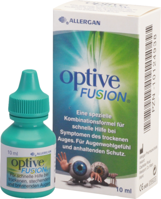 Optive Fusion Augentropfen 10 ML