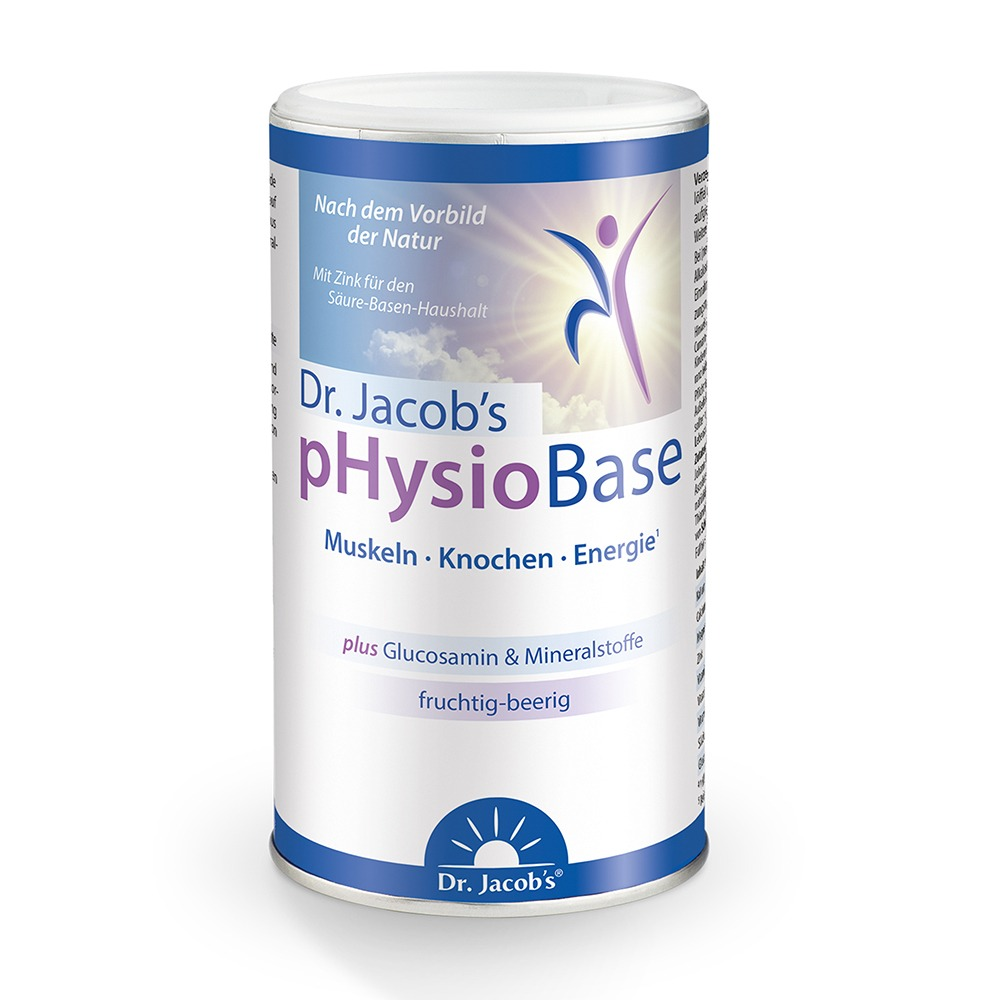 Physiobase Dr.jacob´s Pulver