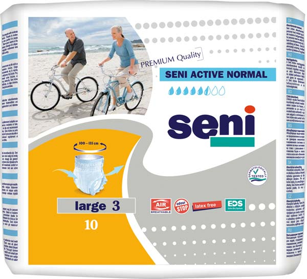 Seni Active Normal Large von Seni