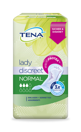 TENA Lady Discreet Normal von Tena