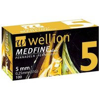 Wellion Medfine plus Pen-Nadeln 5 mm
