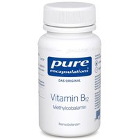 Pure Encapsulations Vitamin B12 Methylcobalamin von pro medico GmbH