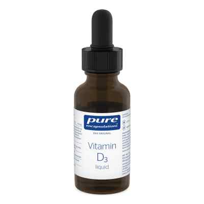 Pure Encapsulations Vitamin D3 Liquid von pro medico GmbH