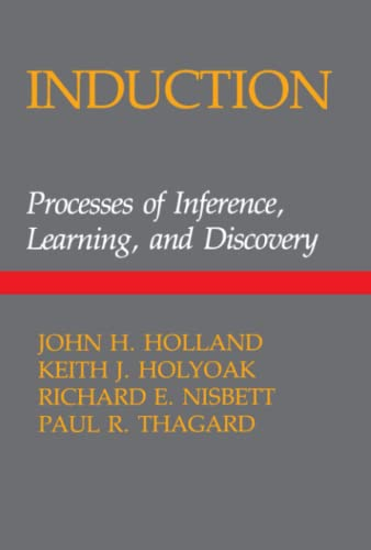Induction (Computational Models of Cognition and Perception): Processes of Inference, Learning, and Discovery von A Bradford Book