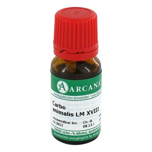 CARBO ANIMALIS LM 18 Dilution 10 ml Dilution von CARBO