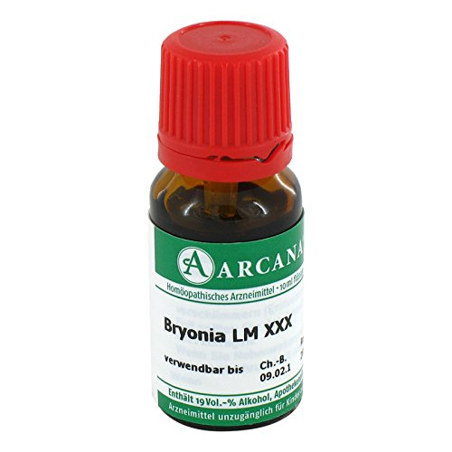 BRYONIA LM 30 Dilution 10 ml Dilution von BRYONIA