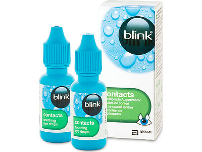blink contacts Eye Drops von Abbott Medical Optics (AMO)