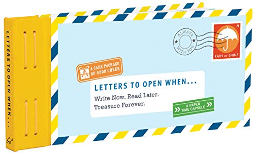 Letters to Open When... (Letters to My) von Abrams & Chronicle Books