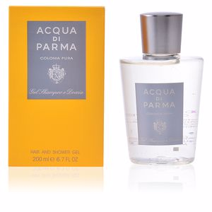 COLONIA PURA hair & shower gel 200 ml von Acqua Di Parma