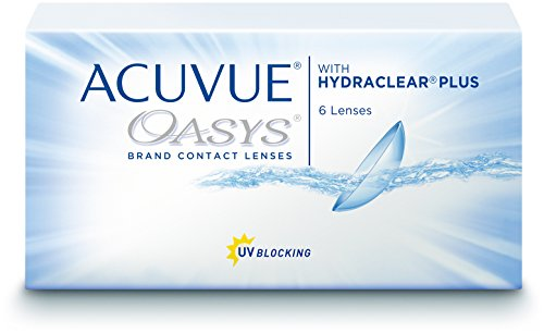 Johnson & Johnson Acuvue Oasys for Astigmatism Zwei-Wochenlinsen, 8.6, -9.00, 30, -1.25 von Acuvue Oasys for Astigmatism