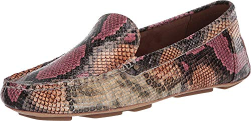Aerosoles Damen Bleeker Loafer Flat, Coral Multi, 12 C – Breit von Aerosoles