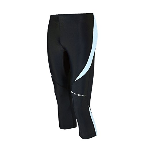 AIRTRACKS FUNKTIONS LAUFHOSE 3/4 LANG PRO / RUNNING HOSE - TIGHT / KOMPRESSION - M von Airtracks