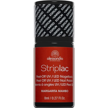 Alessandro International: StripLac - (8 ml): Alessandro International: Farbe: Viva la Diva - Margarita Mambo (8 ml) von Alessandro Striplac