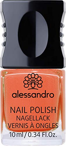 alessandro Nagellack 926 Peach It Up, 10 ml von alessandro