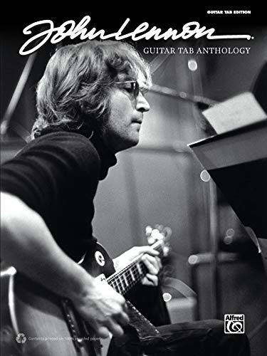 John Lennon Guitar Tab Anthology von Alfred Music