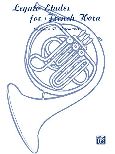 Legato Etudes for French Horn von Alfred Music