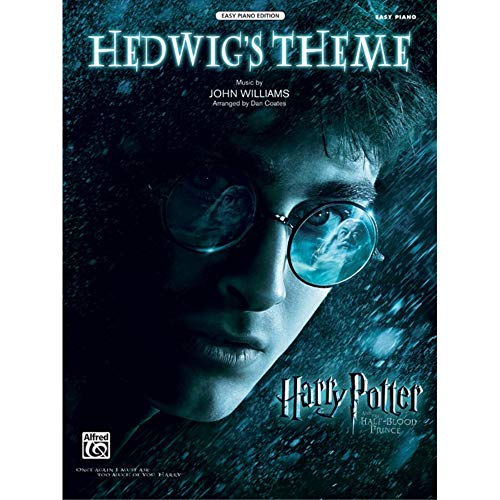 ALFRED PUBLISHING WILLIAMS JOHN - HEDWIGS THEME HALF BLOOD PRINCE - PIANO SOLO Noten Pop, Rock, .... Klavier von Alfred Music