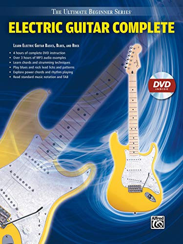 Electric Guitar Complete (The Ultimate Beginner) von Alfred Music