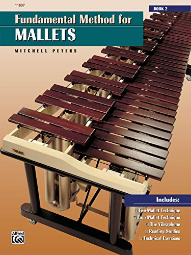 Fundamental Method for Mallets, Bk 2: Comb Bound Book von Alfred Music