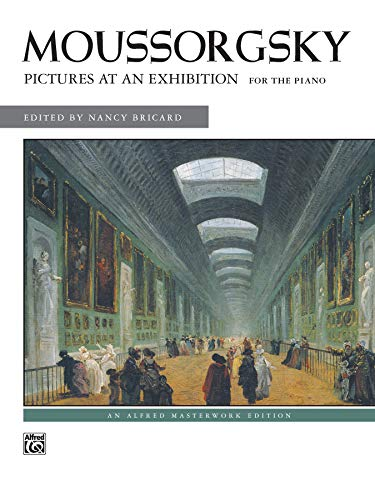 Mussorgsky -- Pictures at an Exhibition von Alfred Music