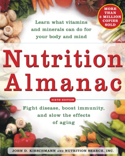 Nutrition Almanac von McGraw-Hill Education Ltd