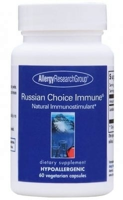 Allergy Research Group Russian Choice Immune - 60 veg. Kapseln von Allergy Research Group