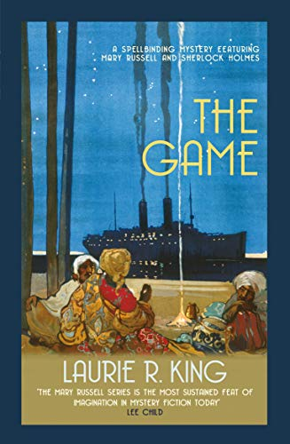 King, L: The Game (Mary Russell & Sherlock Holmes) von imusti