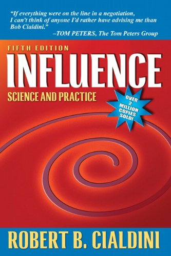 Influence: Science and Practice von Pearson