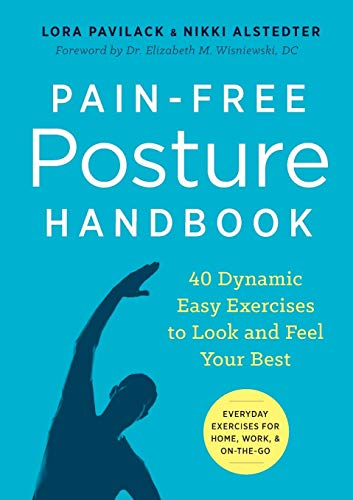 Pain-Free Posture Handbook: 40 Dynamic Easy Exercises to Look and Feel Your Best von ALTHEA PR