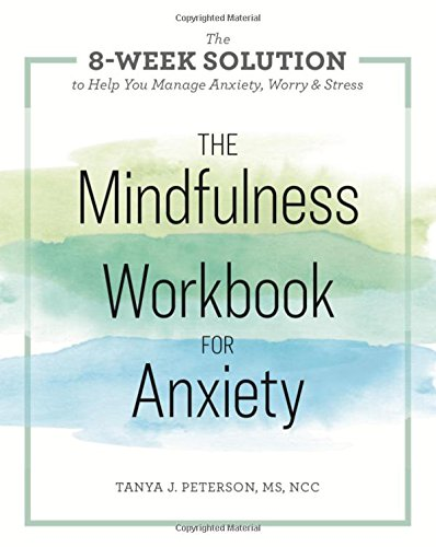 The Mindfulness Workbook for Anxiety: The 8-Week Solution to Help You Manage Anxiety, Worry & Stress von ALTHEA PR