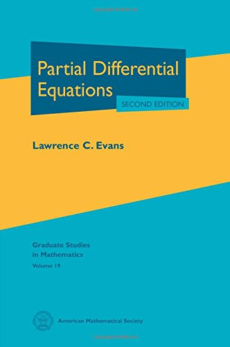 Evans, L: Partial Differential Equations (Graduate Studies in Mathematics, Band 19) von imusti