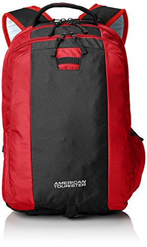 American Tourister Urban Groove Rucksack, 45 cm, 25 L, Rot von American Tourister