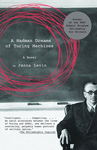 A Madman Dreams of Turing Machines von Anchor