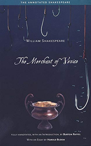 Shakespeare, W: The Merchant of Venice (The Annotated Shakespeare) von Yale University Press
