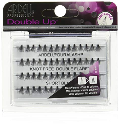 ARDELL Double Up Individuals Knot-Free Short Black, 25 g von Ardell