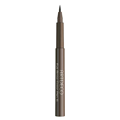 Artdeco Eye Brow Color Pen 6 Medium Brown 1,1Ml von ARTDECO