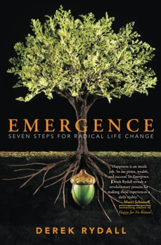 Emergence: Seven Steps for Radical Life Change von Atria Books/Beyond Words