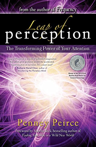 Leap of Perception: The Transforming Power of Your Attention von Atria Books/Beyond Words