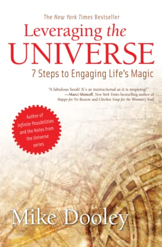 Leveraging the Universe: 7 Steps to Engaging Life's Magic von Atria Books/Beyond Words