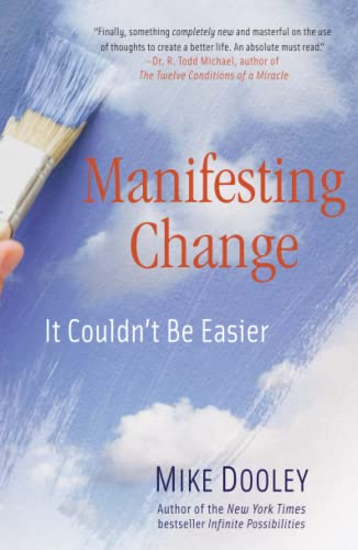 Manifesting Change: It Couldn't Be Easier von Atria Books/Beyond Words