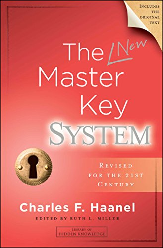 The New Master Key System (Library of Hidden Knowledge) von Atria Books/Beyond Words