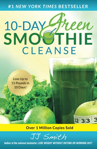 10-Day Green Smoothie Cleanse: Lose Up to 15 Pounds in 10 Days! von Atria Books